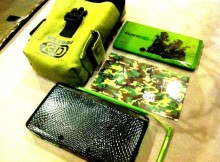 Yumi Kikuchi 3DS Stuff