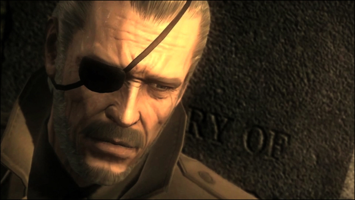 Big Boss Death Scene