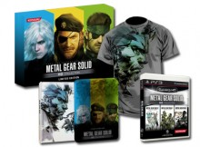 MGS HD Collection Zavvi