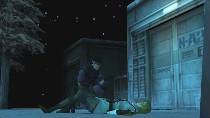 Sniper Wolf Death Scene