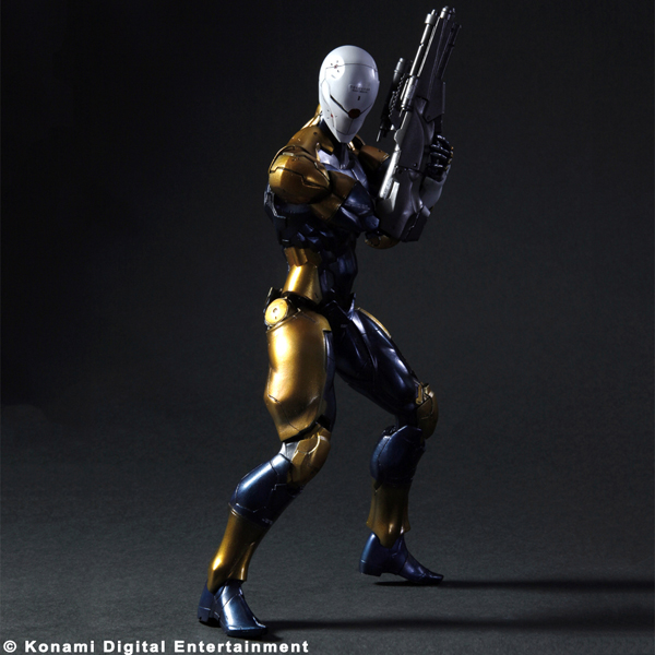Gray Fox 25th Anniversary Square Enix Shop With Gun