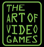 The Art of Video Games Logo