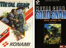 Metal Gear 1 and 2 Solid Snake MSX