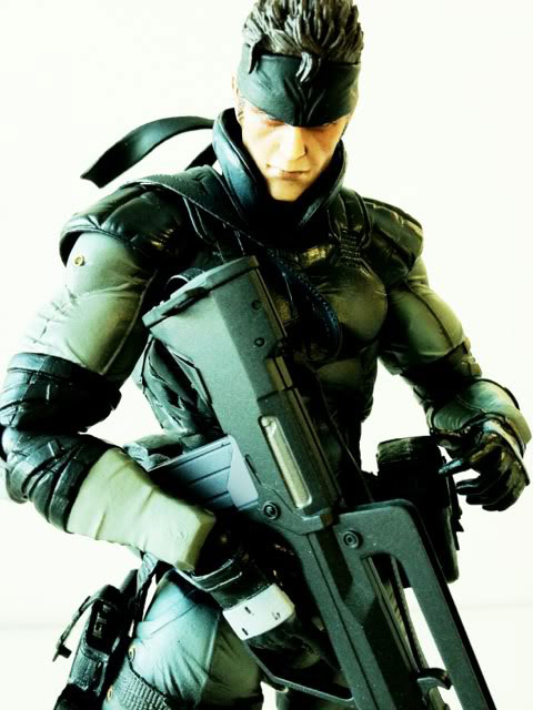 Solid-Snake-Action-Figure-Metal-Gear-25th-Anniversary