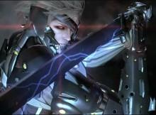 Metal Gear Rising Title Screen E3 2012