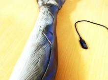 USB Arm Rising