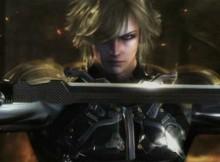 Metal Gear Rising E3 2012 Trailer Screen