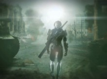 Metal Gear Rising E3 2012 Trailer Screen