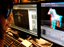 Motion Capture Horse 3D Preview