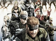 Metal Gear Social Ops Art