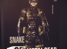 Metal Gear Solid Ground Zeroes Poster