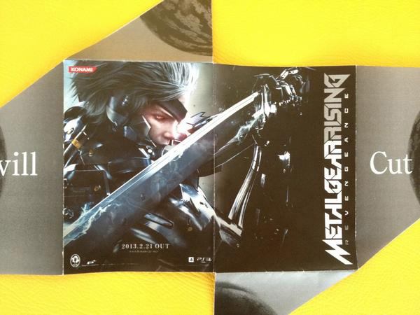 TGS-Metal-Gear-Rising-Special-Brochure