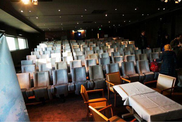 Kojima-Paris-Master-Class-Venue-Theatre