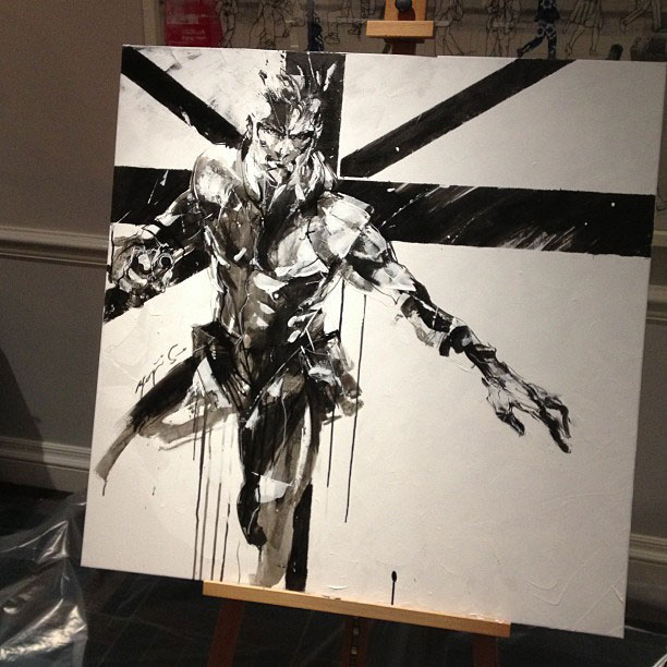 Metal-Gear-British-Shinkawa-Painting