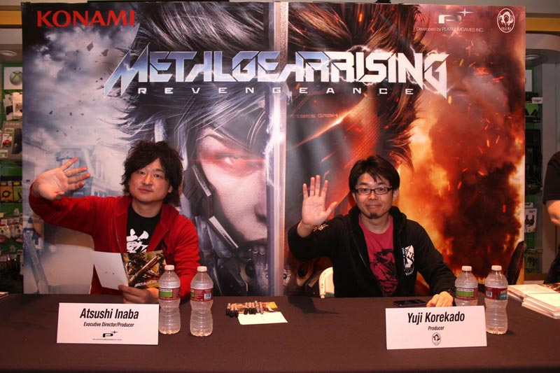 Metal-Gear-Rising-Launch-Event-Hollywood-2