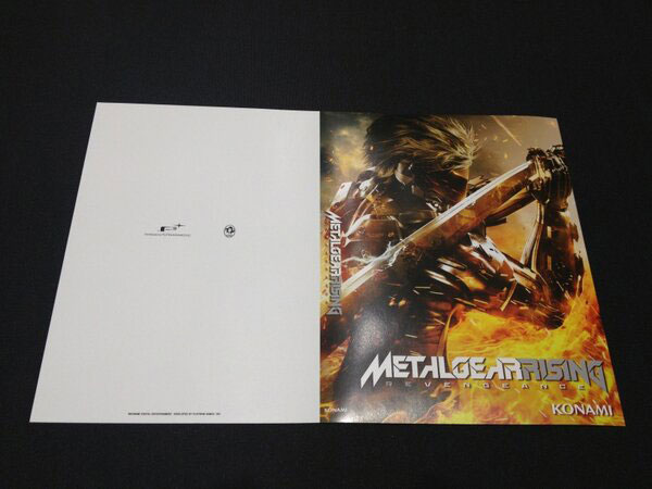 Metal-Gear-Rising-Launch-Event-LA-Special-Cover