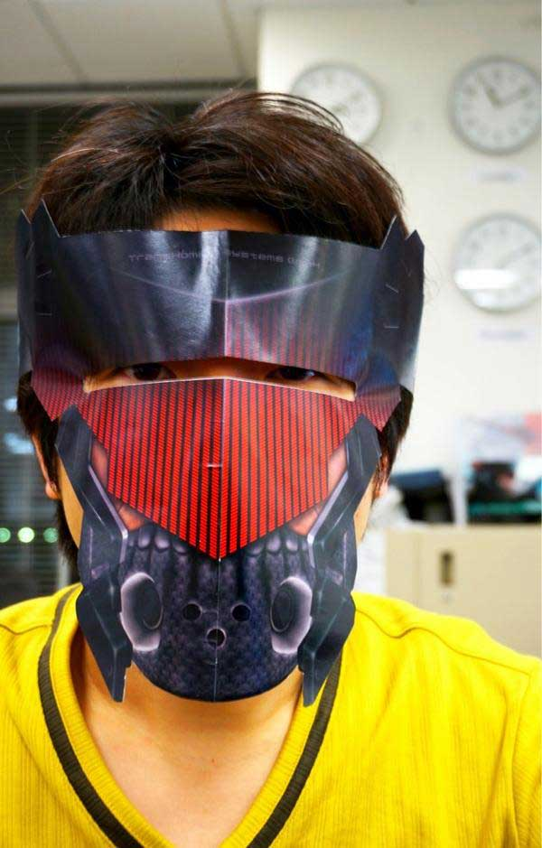 Metal-Gear-Rising-Paper-Mask