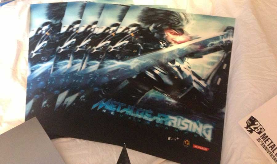 Metal-Gear-Rising-Party-Pack-Posters