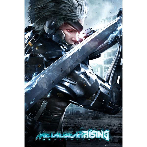 Metal-Gear-Rising-Poster