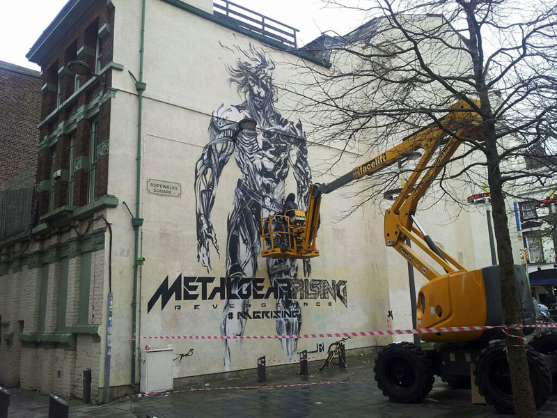 Metal-Gear-Rising-Raiden-Mural-4