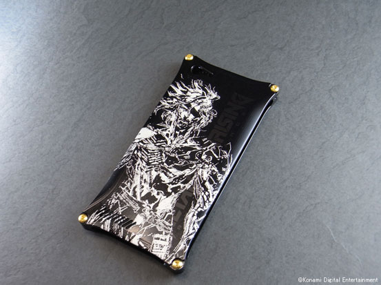 Metal-Gear-Rising-iPhone-5-Case-Black-2