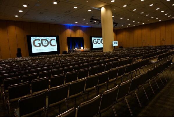 Kojima-GDC-2013-Venue