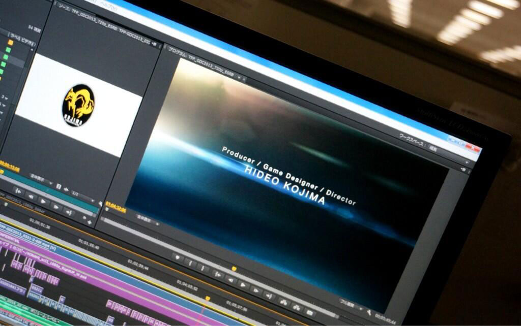 Kojima-GDC-Trailer