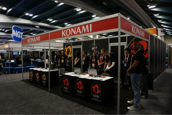 Kojima-Productions-GDC-Recruitment-Booth