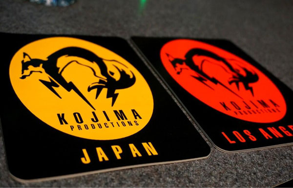Kojima-Productions-Recruiting-GDC-Stickers