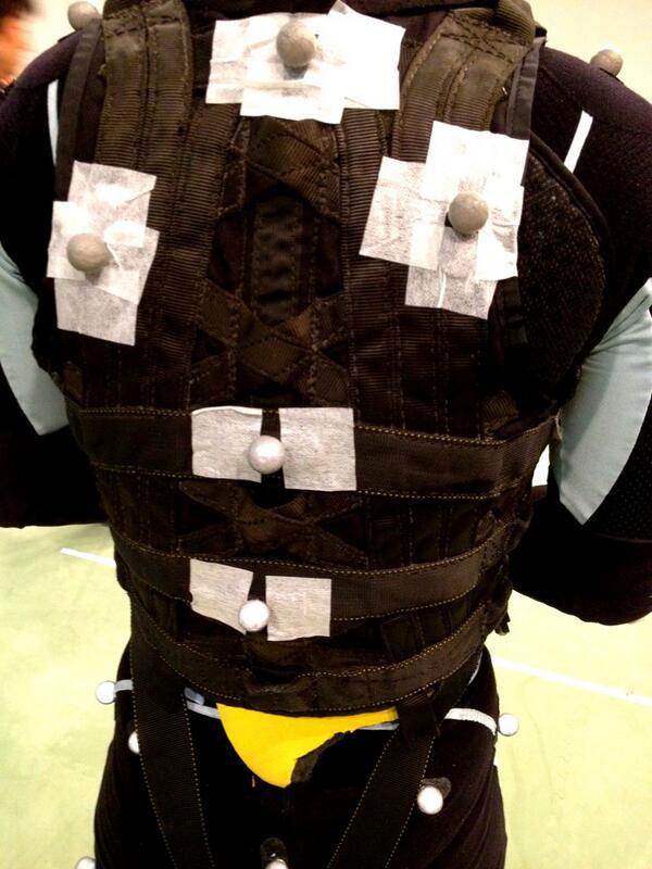 Mocap-Suit
