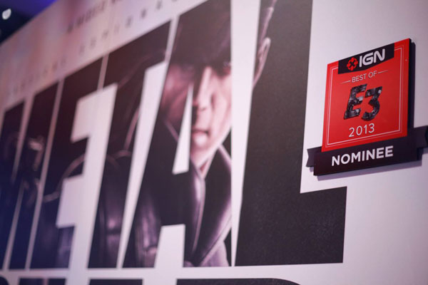 E3-2013-Konami-Booth-IGN-Nominee