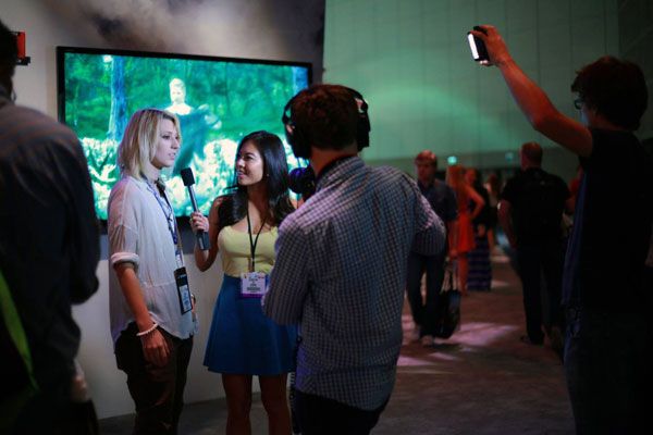 E3-2013-Konami-Booth-Interview