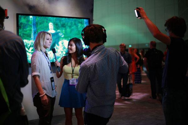 E3-2013-Konami-Booth-Interview