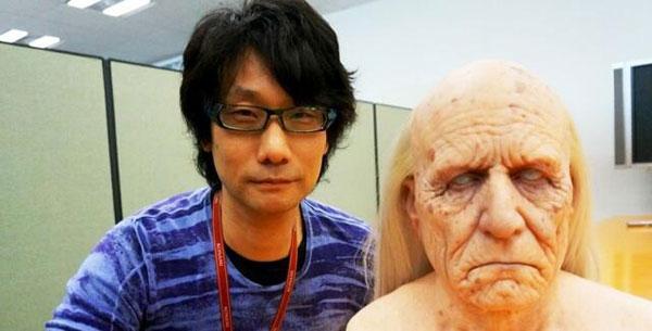 Kojima-Code-Talker-Sculpt