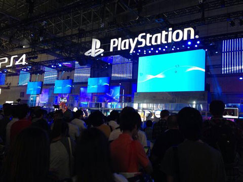 Tokyo-Game-Show-Sony-Booth