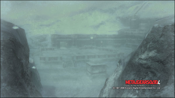 MGS4-Shadow-Moses-Base
