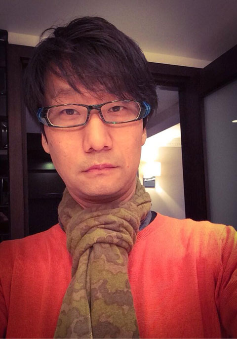 Hideo-Kojima-London-2013-Scarf