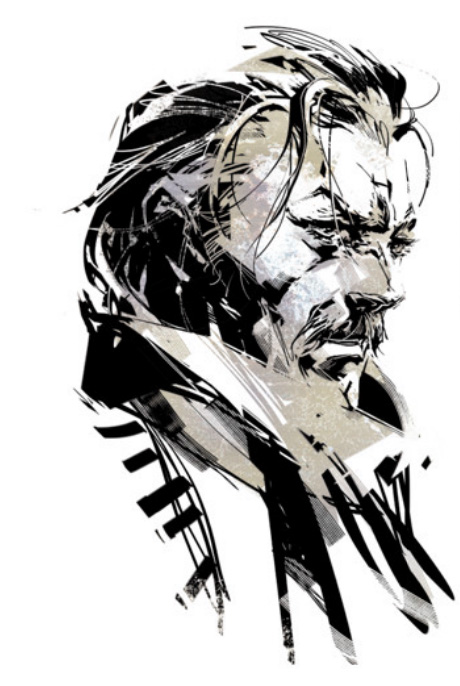 more mgsv character designs by shinkawa snake ocelot quiet metal gear informer. Black Bedroom Furniture Sets. Home Design Ideas