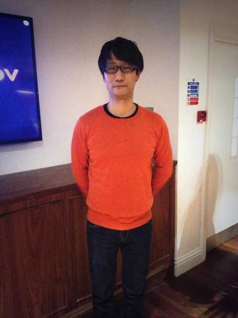 Kojima-at-Konami-Europe