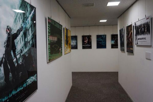 Kojima-Productions-Office-Metal-Gear-Posters-1