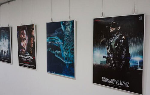 Kojima-Productions-Office-Metal-Gear-Posters-2
