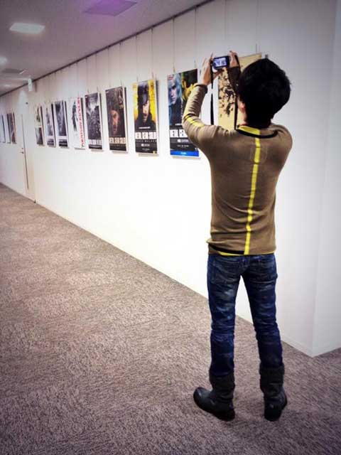 Kojima-Productions-Office-Metal-Gear-Posters-5