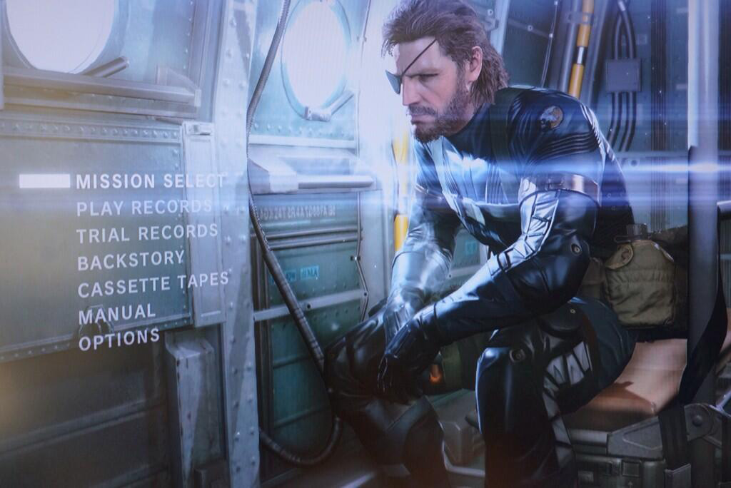 MGS-Ground-Zeroes-Menu-Screen