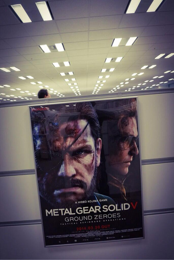 Metal-Gear-Solid-Ground-Zeroes-Poster-with-frame