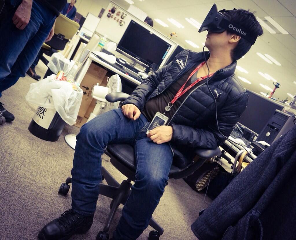 Kojima-Oculus-Rift