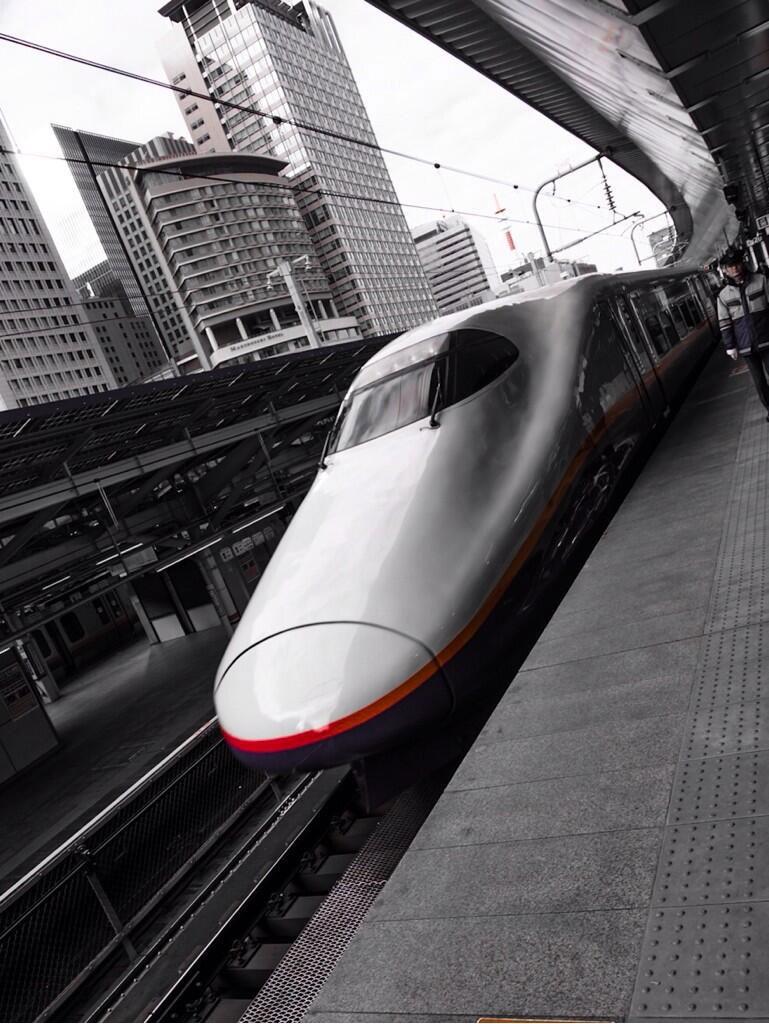 Kojima-Trip-Bullet-Train