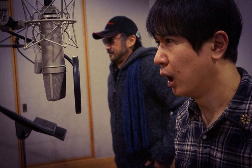 MGS-Akio-Otsuka-Voice-Recording