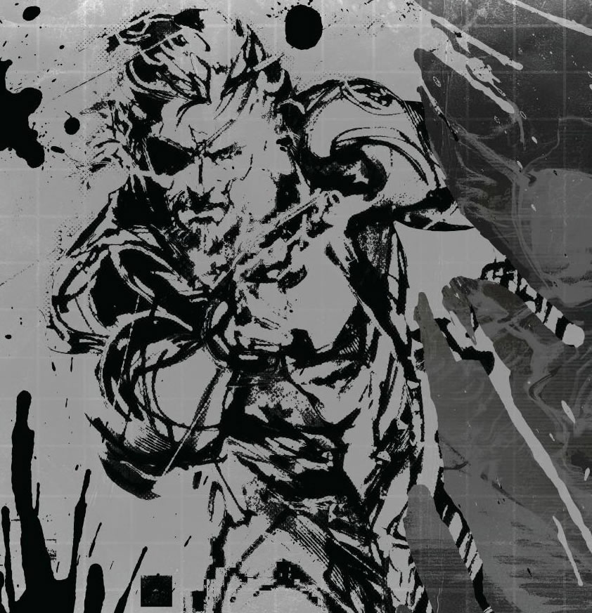 MGSV-GZ-Art-Game-Informer-2