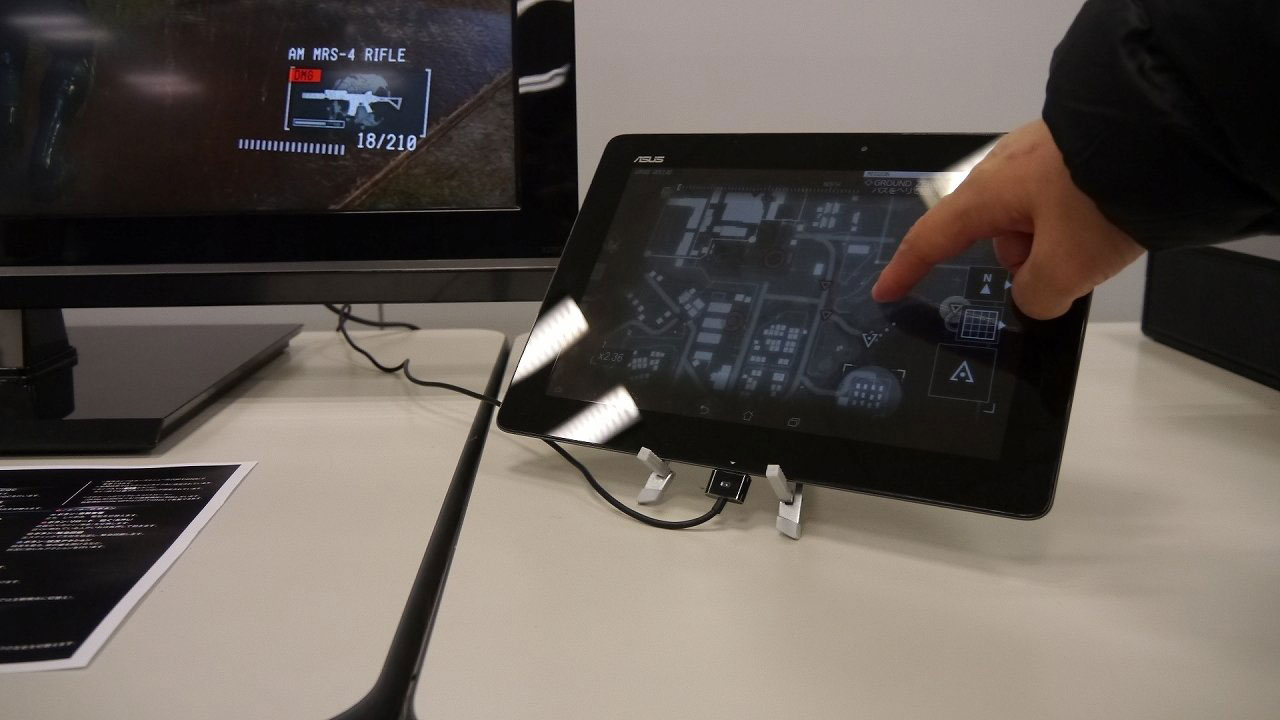 MGSV-GZ-Boot-Camp-Japan-Tablet