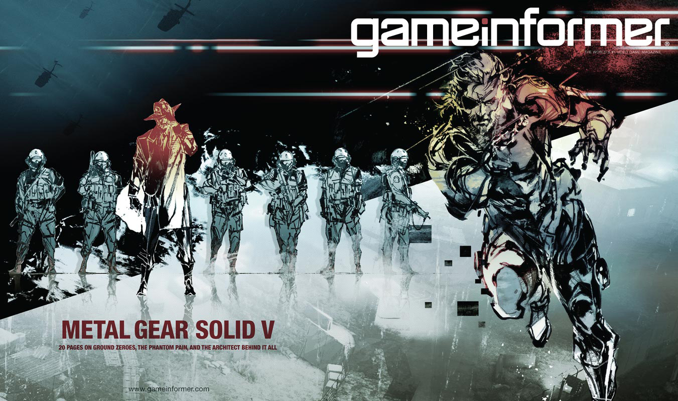MGSV-GZ-Game-Informer-Cover
